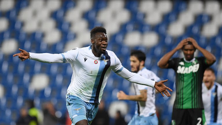 Lazio leave it late to avoid another Sassuolo draw