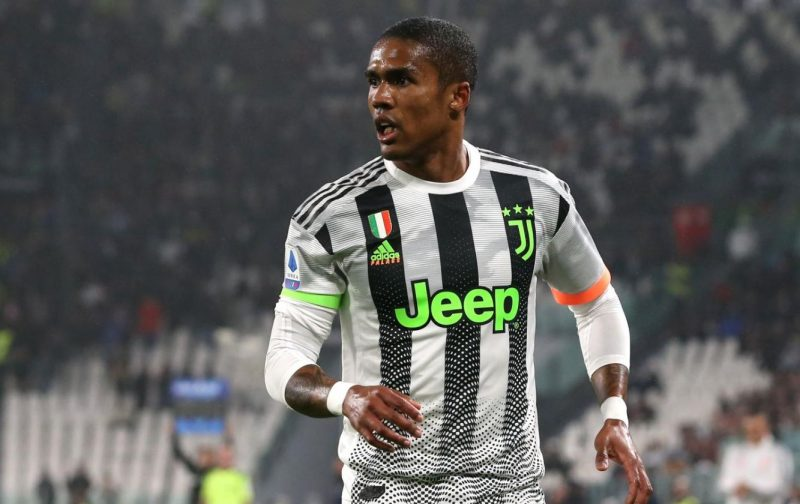 Juventus' Sarrismo reliant on Douglas Costa