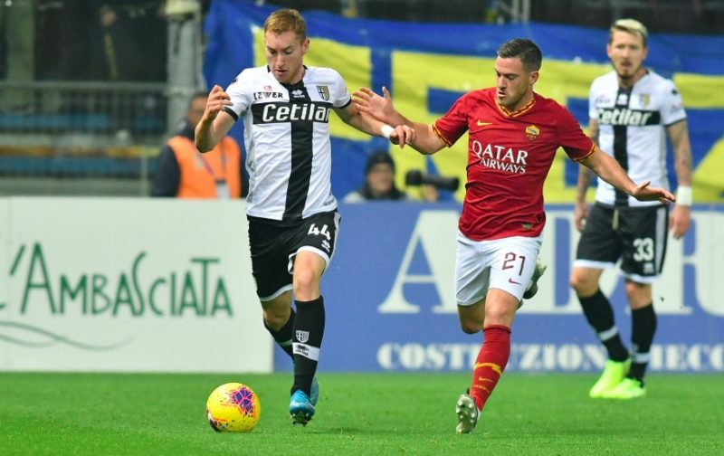 Inter hope to sign Kulusevski, but he'll stay at Parma until June
