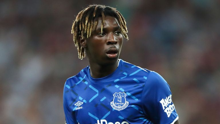 Mancini advises Kean to leave Everton
