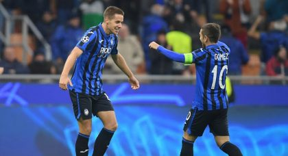 Atalanta earn first Champions League point in Manchester City madness
