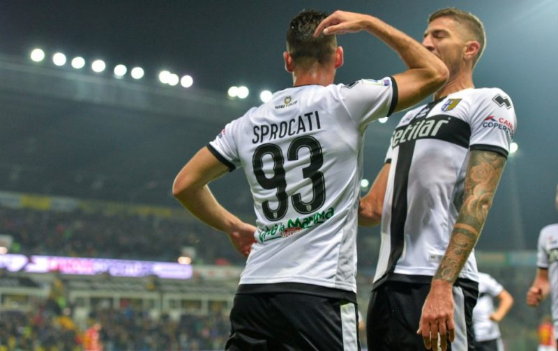 Parma's engine overruns Roma to keep driving them on