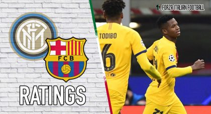 Barcelona Player Ratings: Youngsters do the business