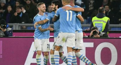 Lazio's blessing in disguise