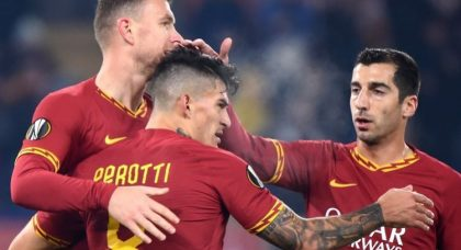 Perotti proves his worth to Roma