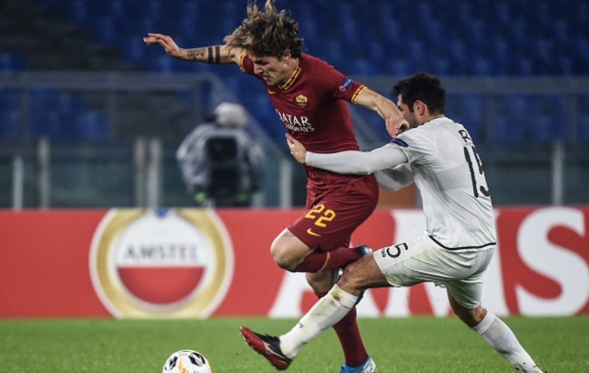 Roma made to work for Europa League progress in eventful Wolfsberger draw