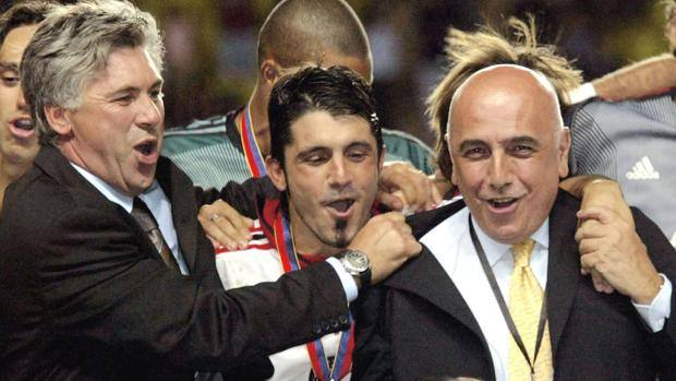Galliani: I'll call Ancelotti when we take AC Monza to Serie A