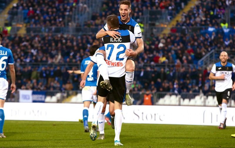 Lombardia Derby only highlighted current gulf between Atalanta and Brescia