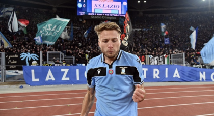 Lazio make it 10 in a row thanks to Ospina gaffe