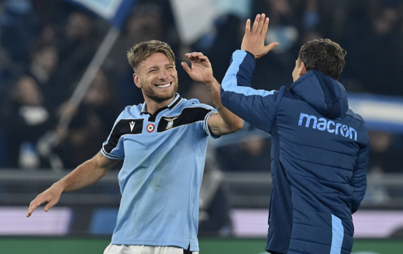 Unstoppable Lazio keep finding new ways to win