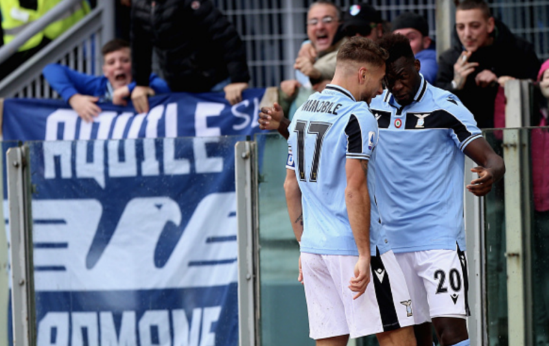Facing Lazio away has become like sailing towards a storm in a bathtub