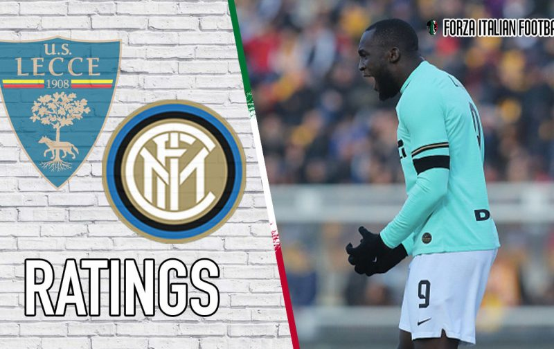 Inter player ratings: Title hopes dented at Lecce