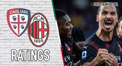 AC Milan Player Ratings: The Zlatan and Leao show