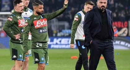 Napoli nightmare nowhere near over