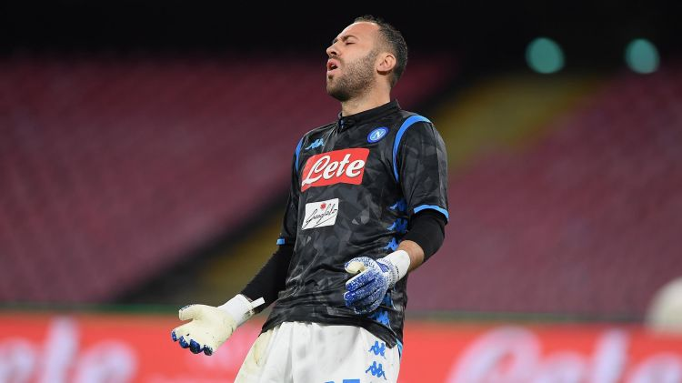 Former Napoli Goalkeeper Claims Immobile Pushed Ospina