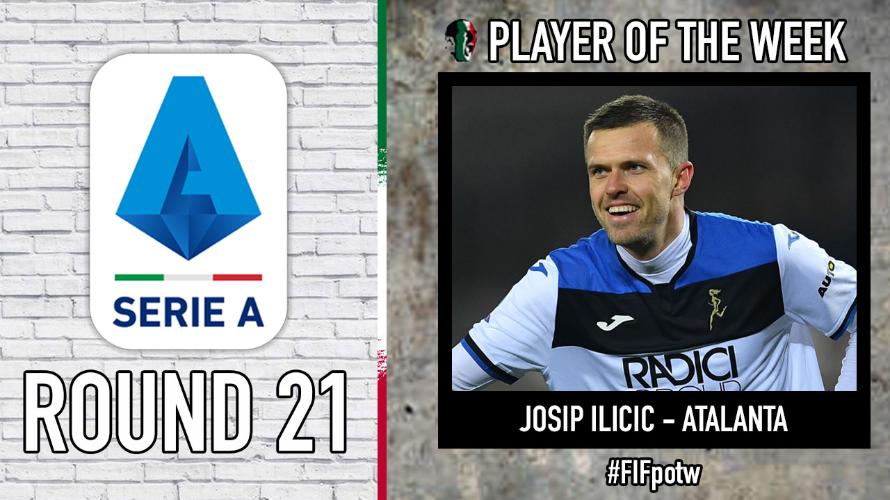 Serie A Player of the Week | Round 21