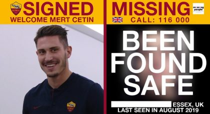 Roma campaign finds sixth missing child