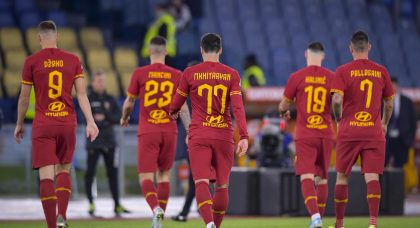 Roma suffer post-New Year hangover