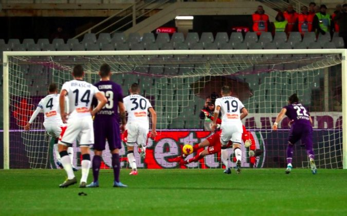 Impenetrable Dragowski salvages a point for wasteful Fiorentina