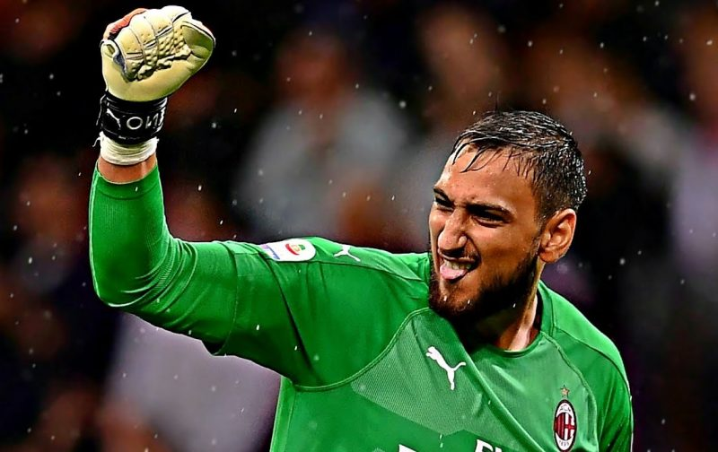 Donnarumma could miss two games with injury, Begovic to debut
