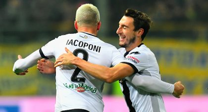 Parma prove too strong for struggling Lecce