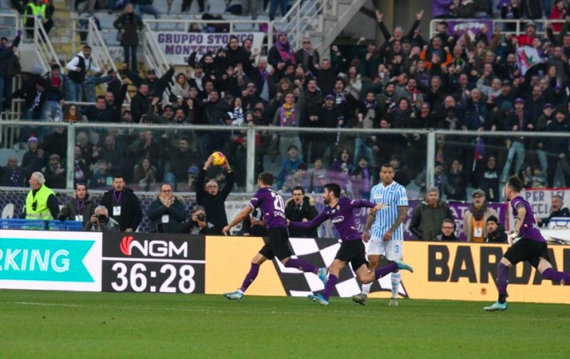 Dismal Fiorentina grab late win over SPAL