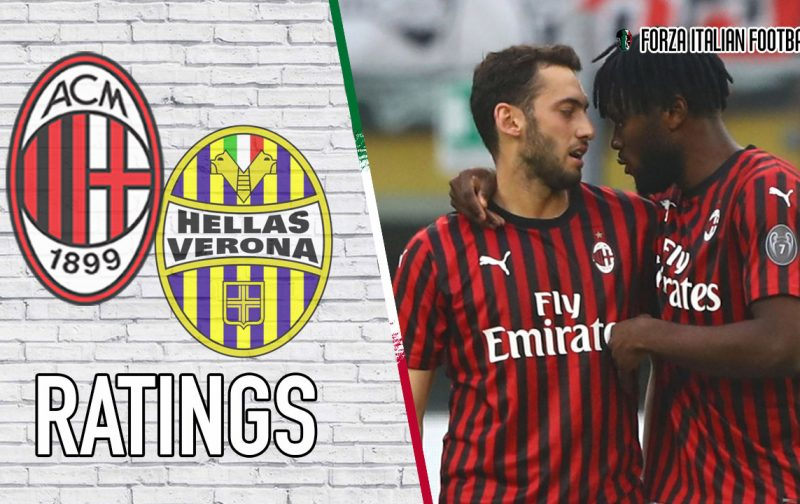 Ac Milan Player Ratings Dreadful Diavolo Fluff Their Lines Forza Italian Football