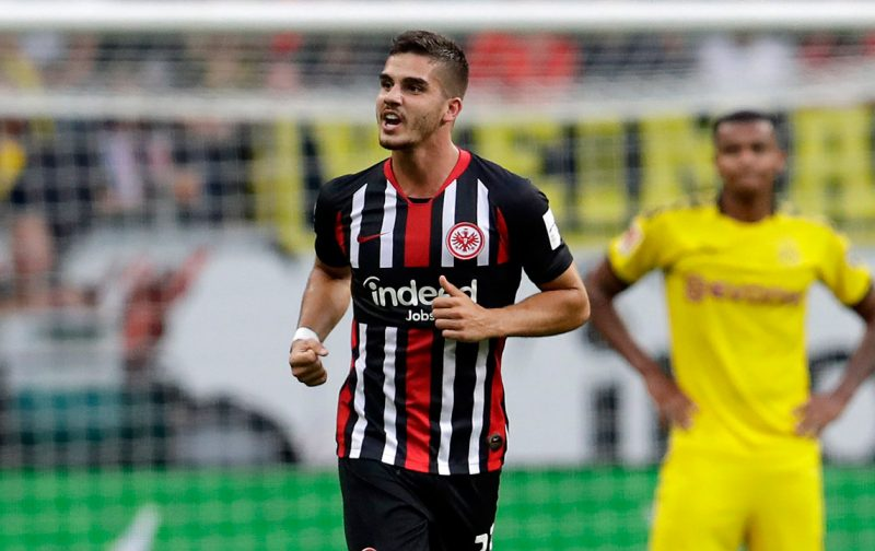 AC Milan forward completes permanent move to Eintracht Frankfurt | Forza Italian Football