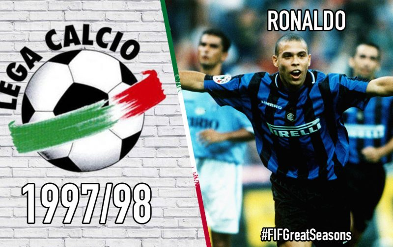 Great Seasons: Ronaldo – 1997/98