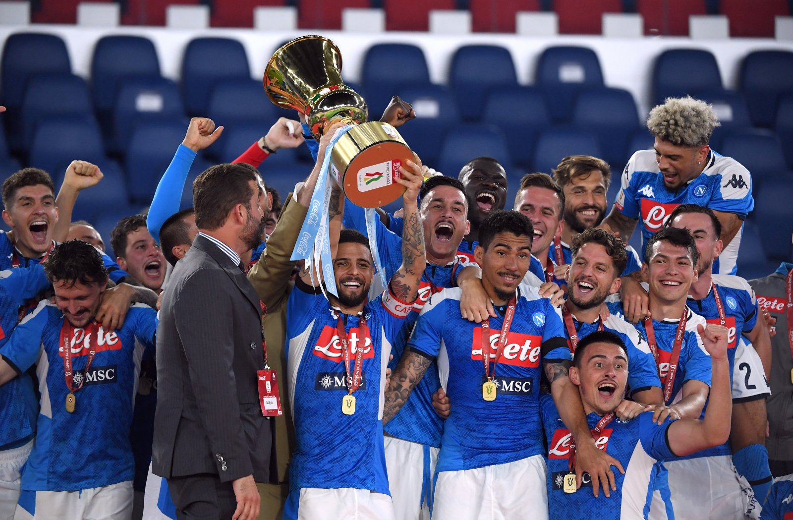 Category: Coppa Italia Match Reports