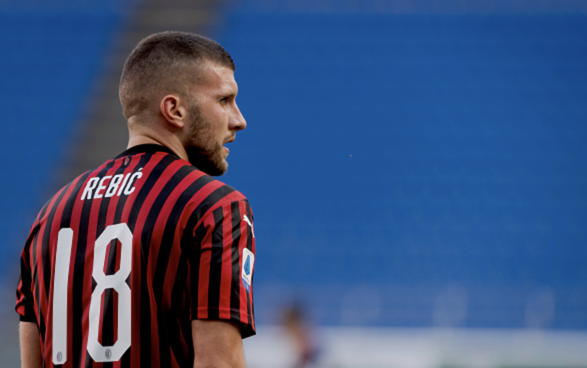 Rebic underlines his importance to AC Milan | Forza Italian Football