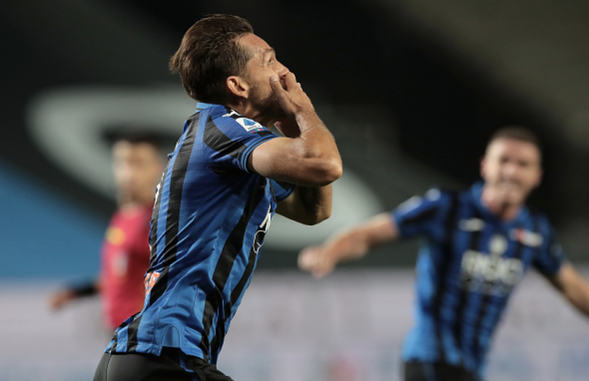 Toloi and Muriel on target as Atalanta sink Sampdoria | Forza ...