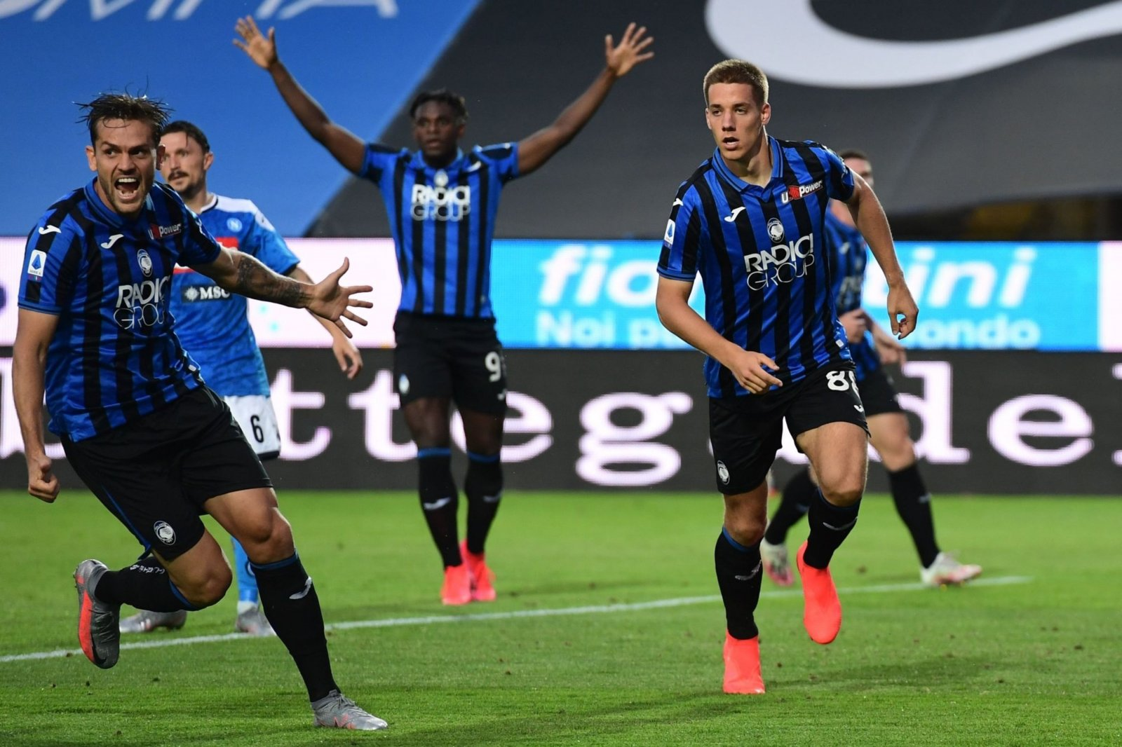 Ruthless Atalanta too good for Napoli | Forza Italian Football