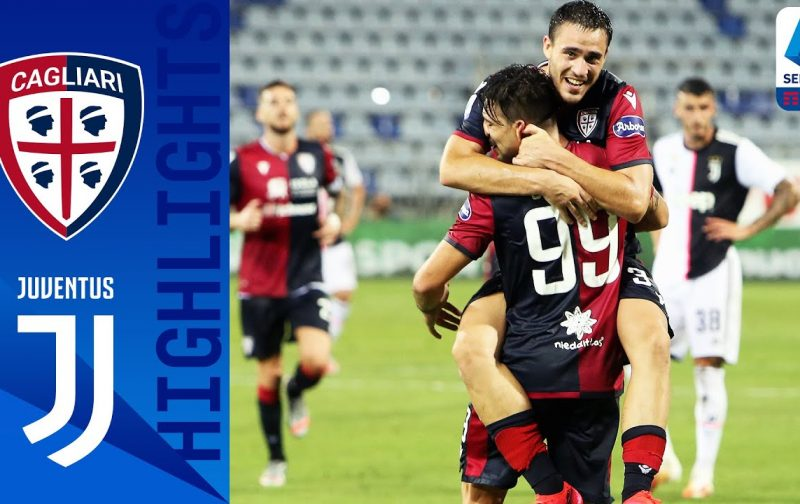 Cagliari 2-0 Juventus: Goals and Highlights | Super Simeone