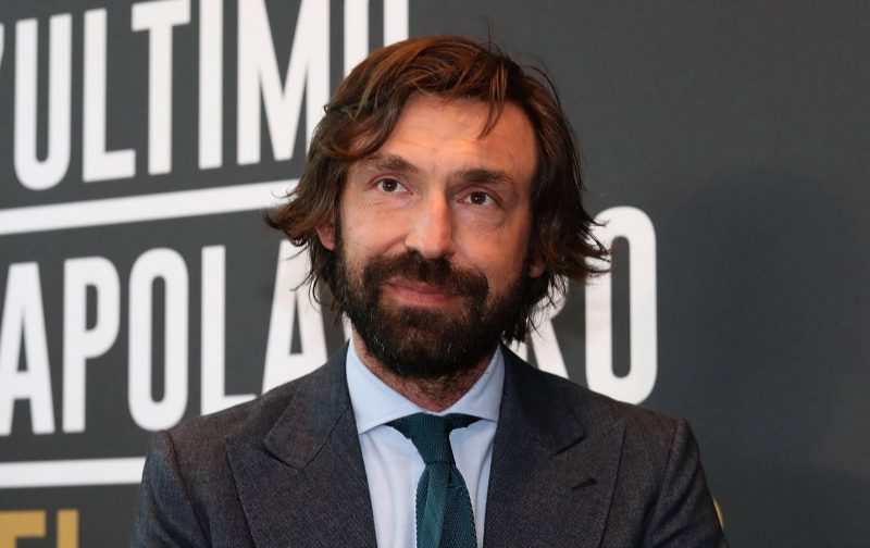 Andrea Pirlo Appointed As New Juventus Coach Forza Italian Football