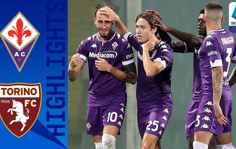 Fiorentina 1-0 Torino: Goals and Highlights | Castrovilli earns the points