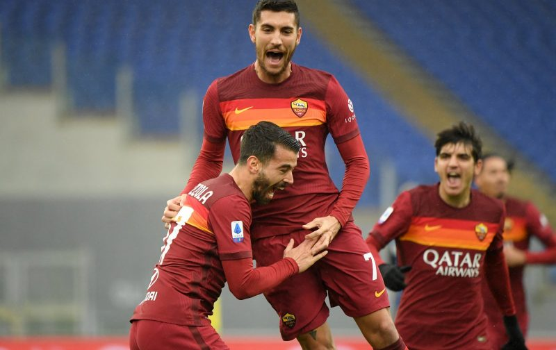 Roma 2-0 Lazio | Goals and highlights | Roma reign in the Eternal City
