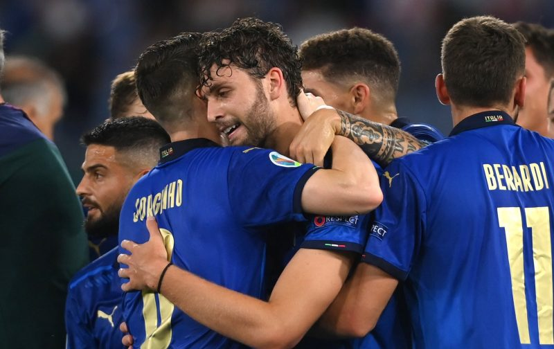 Ex-England player Darren Anderton: Italy are among the teams to beat