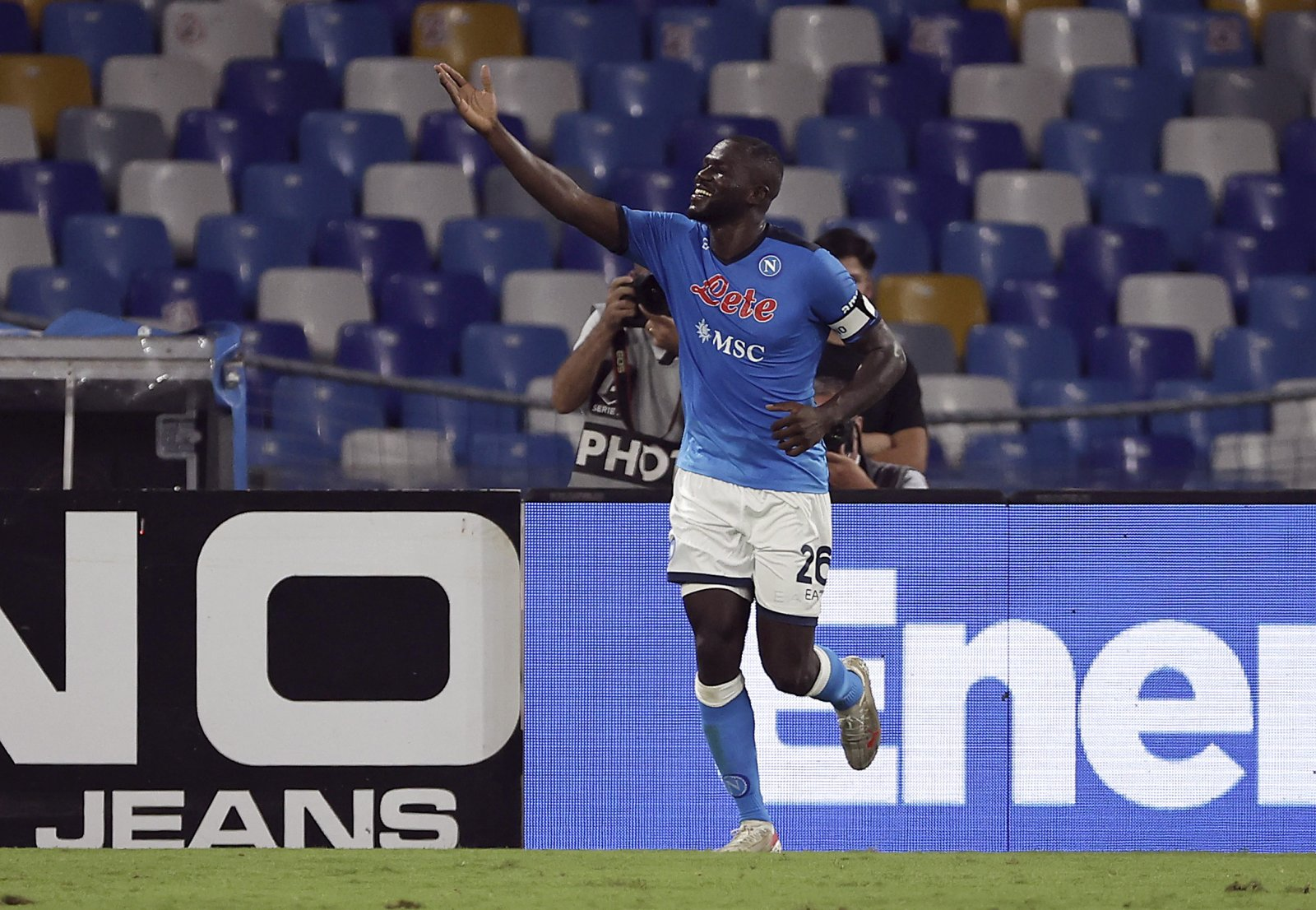 Napoli Player Ratings: Redemption for Koulibaly