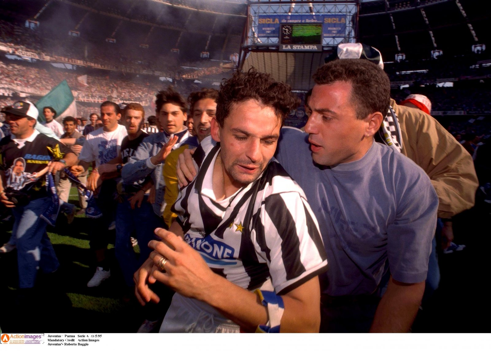 Baggio: I had nothing against Juventus, but I wanted to stay at Fiorentina